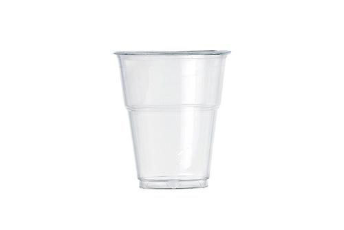Bicchiere trasparente Bio