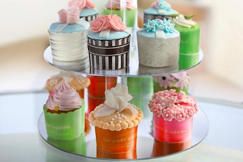 Alzata cup cake