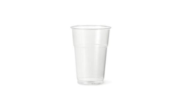 Bicchiere Bio 400 cc in PLA