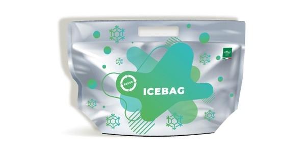 BUSTA ICE BAG MEDIA 41X24 VERDE