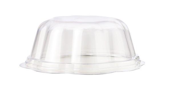 Coperchio Coppa Gelato/ Coppa yogurt  mis.1 Compostabile