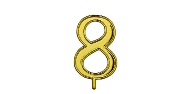 NUMERO 8 S/B 1 CONF.(10X10)