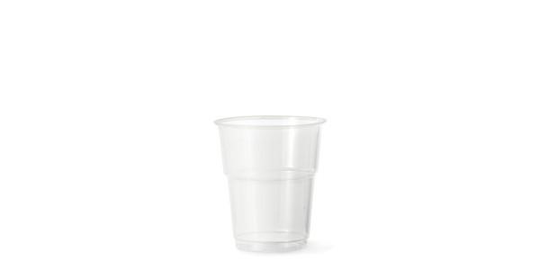 Biodegradable Glass 250 cc