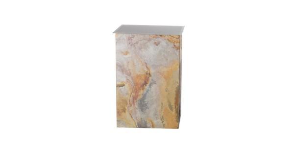 Stone light quadrata grande