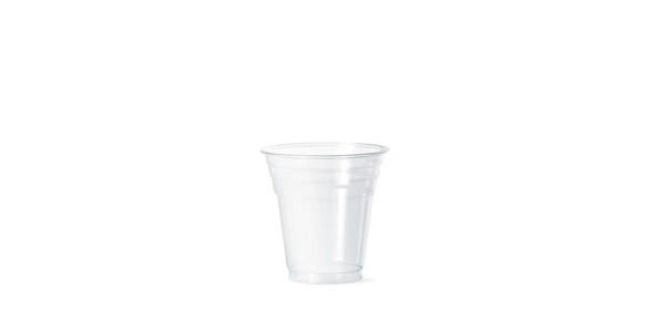 Transparent Everyday Glass 200 cc