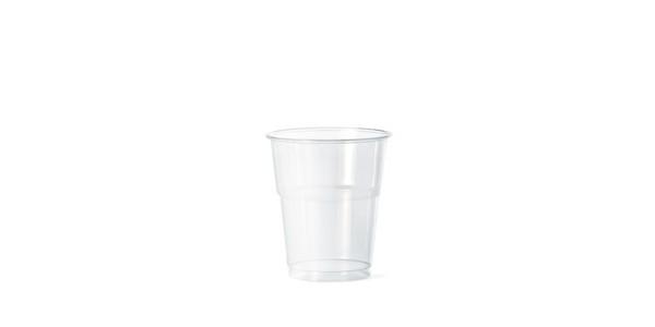 Transparent Everyday Glass 250 cc