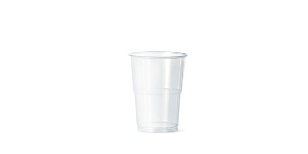 Transparent Everyday Glass 300 cc