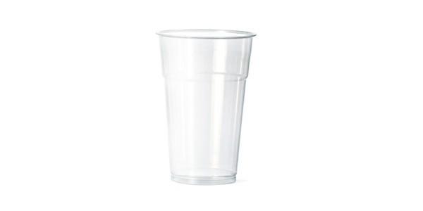 Transparent Everyday Glass 575 cc